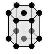 Гексагональная кристаллическая решетка