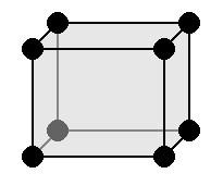 Орторомбическая кристаллическая решетка
