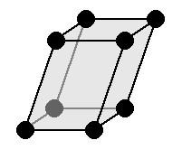 Триклинная кристаллическая решетка