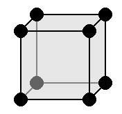 квадратичная тетрагональная решетка