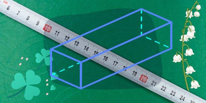Выразить кубические метры через погонные метры