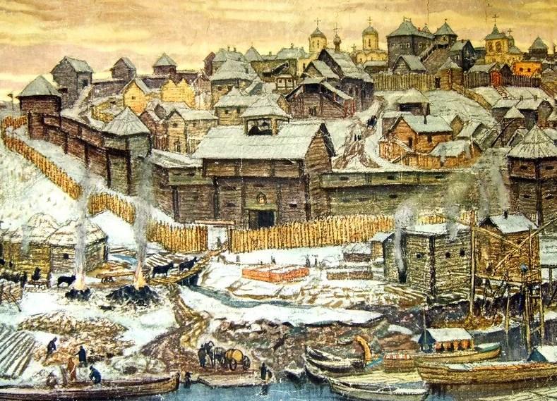 Москва Ивана Калиты