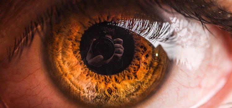 Сравнение глаза и фотоаппарата