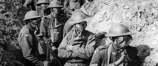 Когда началась Первая мировая война