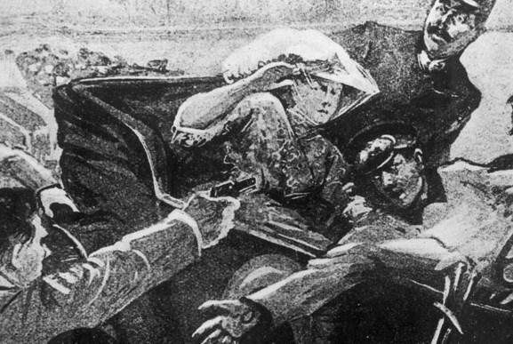 Повод начала первой мировой войны