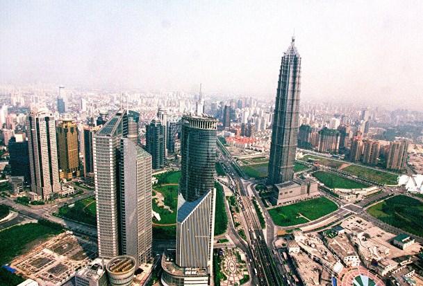Урбанизация в Китае