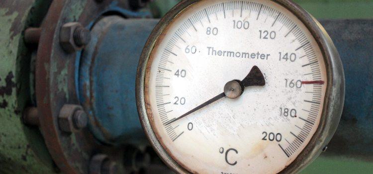 промышленный термометр