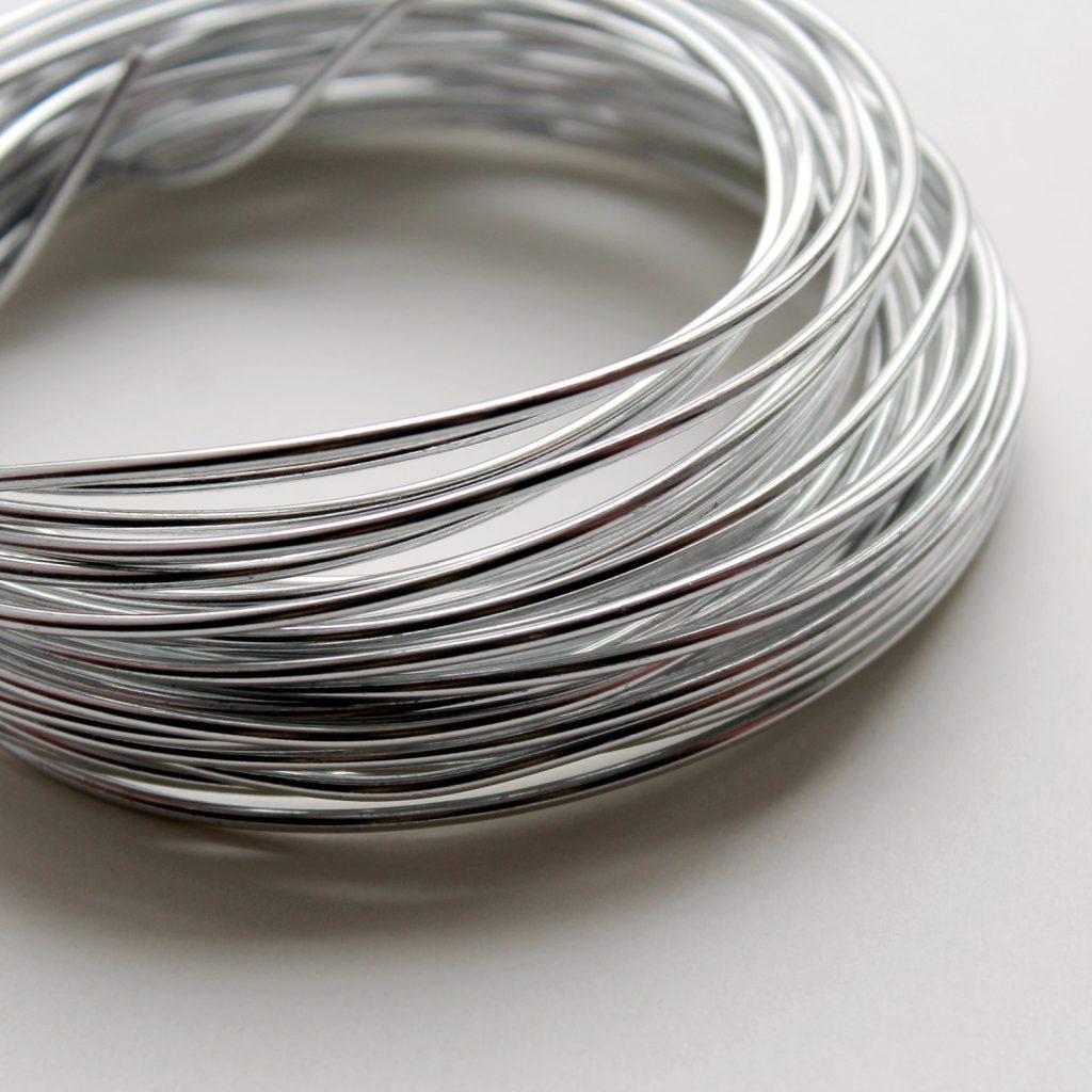 Моток алюминиевой проволоки