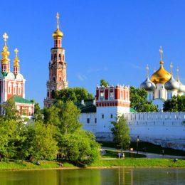 Монастыри Москвы в истории Российского государства