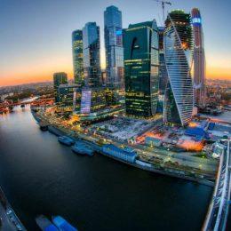 Город федерального значения Москва — история и факты