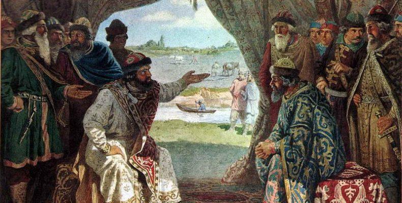 От Ярославичей до Мстислава Великого