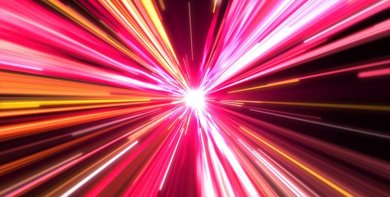 Скорость света в вакууме