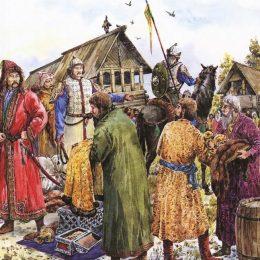 Татаро монгольское иго