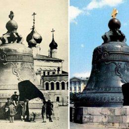 Царь колокол и колокола Москвы